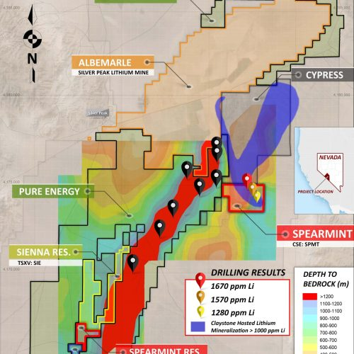 The Clayton Valley Lithium Project